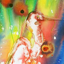 Shirley Sykes Bracken - Birdy