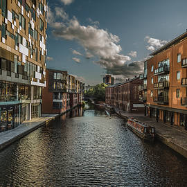 Birmingham canal old line - Chris Fletcher