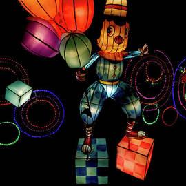 Rawshutterbug - Birmingham Magical Lantern Festival - The Clown