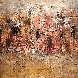 Dennis Ellman - Birth of an Urbscape