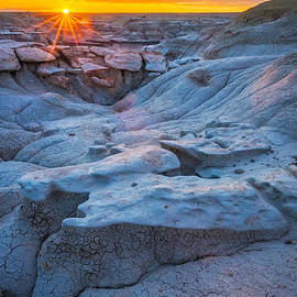 Inge Johnsson - Bisti Last Light