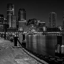 Sean Sweeney - Black and White Boston