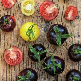 Black and Yellow Tomatoes - Tim Gainey