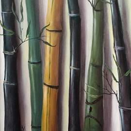 Randy Burns - Black Bamboo 3