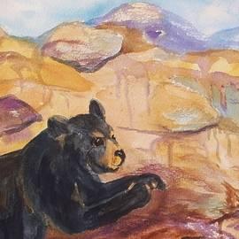 Ellen Levinson - Black Bear Cub