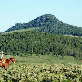 Black Butte Ride - Todd Klassy