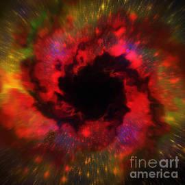 Elizabeth McTaggart - Black Hole