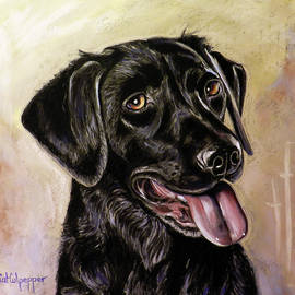 Cat Culpepper - Black Labrador