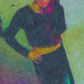 Mike La Muerte Giuliani - Black Magic Woman