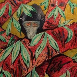 Robert Hilger - Black Monkey
