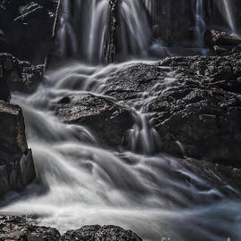 Mitch Shindelbower - Black Rocks White Water