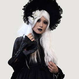 Black Rose Is Symbol Of Sadness White Rose Is Symbol Of Love