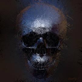 Black skull - Vitaliy Gladkiy