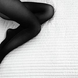 Andrey Godyaykin - Black tights #6301