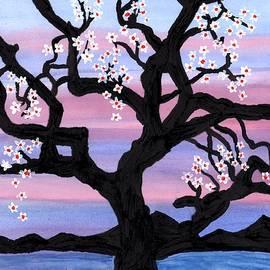 Connie Valasco - BLACK TREE SUNSET