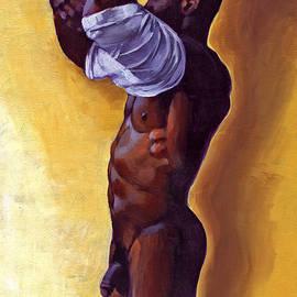 Douglas Simonson - Black White and Yellow