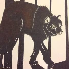 Robert Hilger - Black Wolf