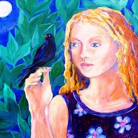 Trudi Doyle - Blackbird singing in the dead of Night