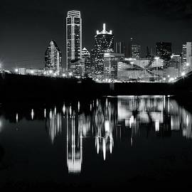 Frozen in Time Fine Art Photography - Blackest Black in Dallas