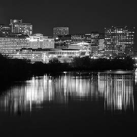 Frozen in Time Fine Art Photography - Blackest Night in Hartford
