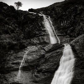 Dave Bowman - Blackhill Waterfall