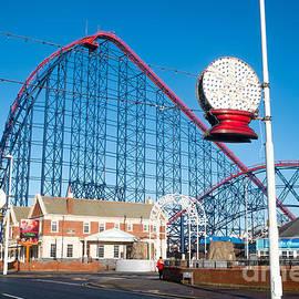 Blackpool Lancashire England