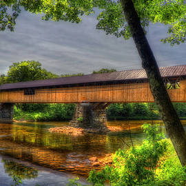 Joann Vitali - Blair Bridge - Campton NH