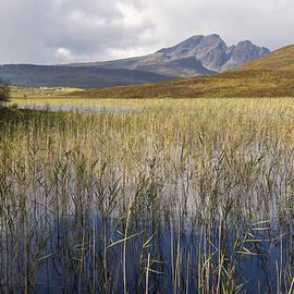 Derek Beattie - Blaven and the Reeds of Loch Cill Chriosd