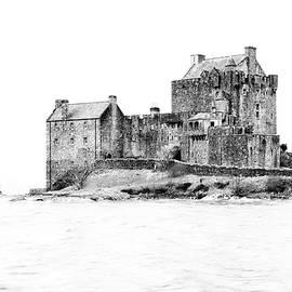 Claire Walsh - bleak Castle