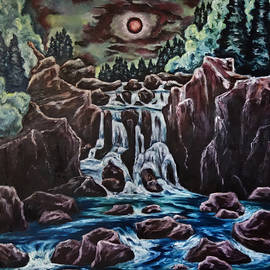 Cheryl Pettigrew - Blood Moon Rising