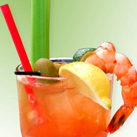Christine Till - Bloody Mary Hand-Crafted