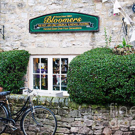Bloomers traditional store in Bakewell England