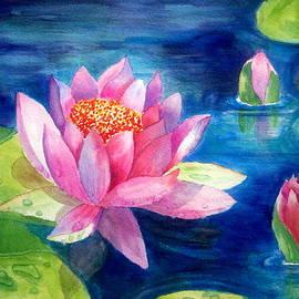 Shamsi Jasmine - Blooming Lotus
