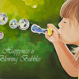 Bill Dunkley - Blowing Bubbles
