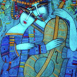 Albena Vatcheva - Blue