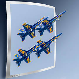 Brian Wallace - Blue Angels - OOF