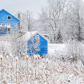 Bill Wakeley - Blue Barns