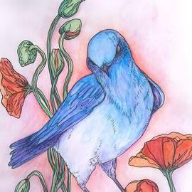 Cherie Sexsmith - Blue Bird