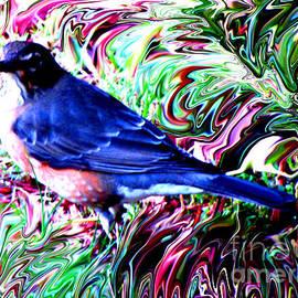 Gardening Perfection - Blue Bird