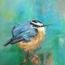 Vanessa Ortiz - Blue Bird