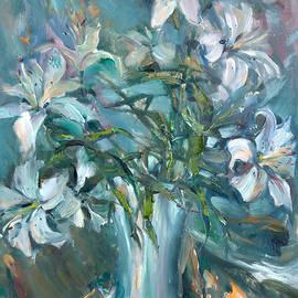 Nikolay Malafeev - Blue Bouquet