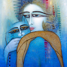 Albena Vatcheva - Blue Cat