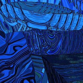 Phillip Mossbarger - Blue Cocoon