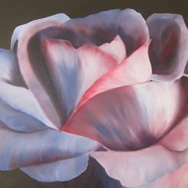 Maro Kirby - Blue Crimson Rose