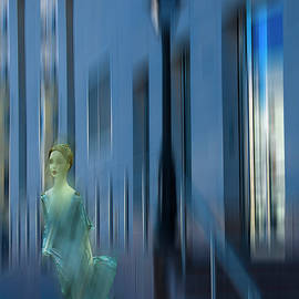 larisa Fedotova - Blue evening