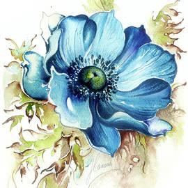 Anna Ewa Miarczynska - Blue Gem