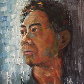 Kathleen Wong - Blue Gray