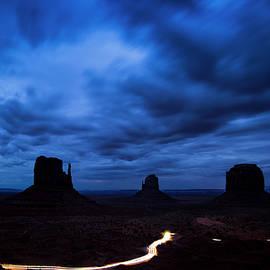 Blue Hour - Peter Irwindale