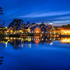 Five Star Photographics - Blue Hour Reflections