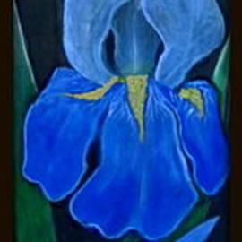 Anna Folkartanna Maciejewska-Dyba  - Blue Iris